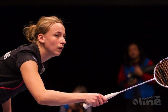 Selena Piek blikt terug op haar German Open - René Lagerwaard