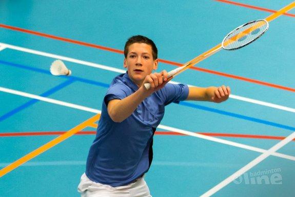 Tweede dag Yonex Dutch Junior International in Haarlem bijltjesdag voor Nederlanders - René Lagerwaard