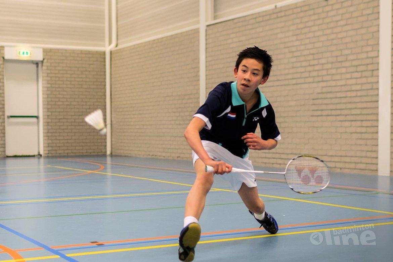 Sebastiaan Li wint in Almere twee van drie finalepartijen