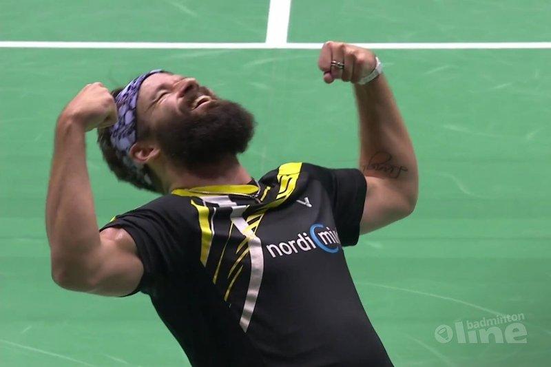 Scottish Open Finals: The Lang-est match - Badminton Europe