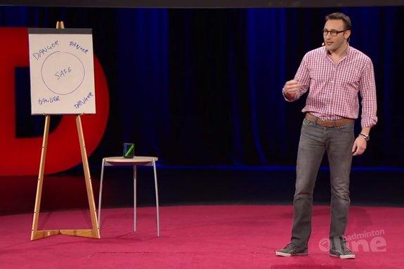 Simon Sinek: why good leaders make you feel safe - TedX