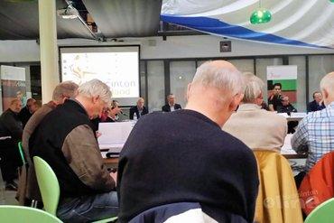 Bondsvergadering neemt voorstel A Clear Future aan