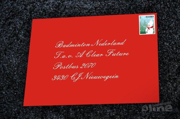 Een kerstkaart voor Nieuwegein - badmintonline