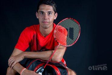 Portuguese International en Swiss Open zitten er ook op voor Erik Meijs