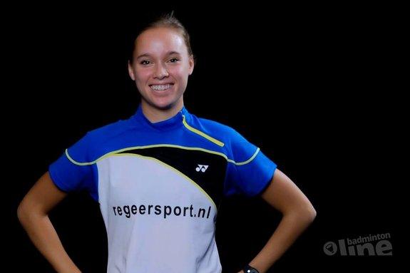 Soraya de Visch Eijbergen prepares for the Belgian International - Alex van Zaanen