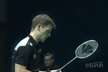 Hans-Kristian Vittinghus announces end of Carlton Badminton brand ambassadorship