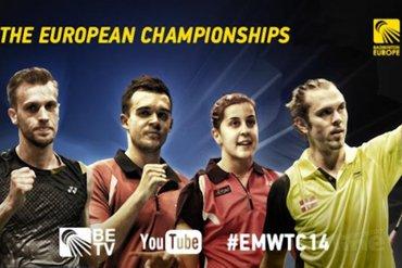Nederlandse badmintonners lopen kwartfinale op EK net mis