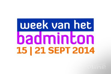 Donortransplantatie en badmintonsport samen in de spotlight