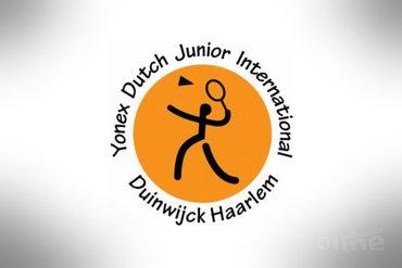 Mooie resultaten bij Yonex Dutch Junior International