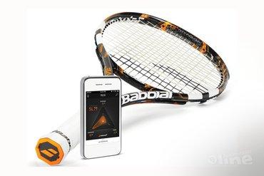 Tennisracket van de toekomst?