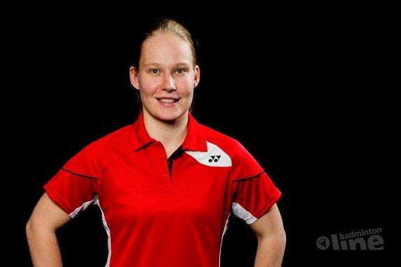 Mixed team and mixed feelings for Iris Tabeling - Alex van Zaanen
