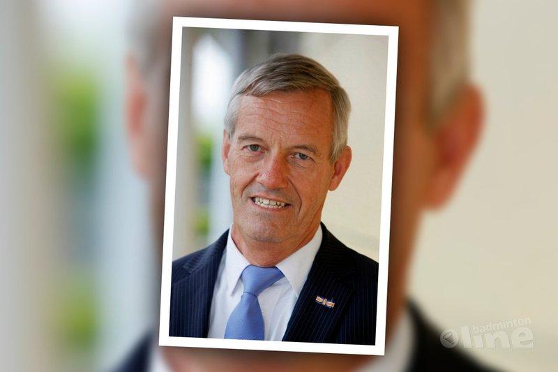 Bondsvoorzitter Clemens Wortel: Welkom bij de club - Badminton Nederland