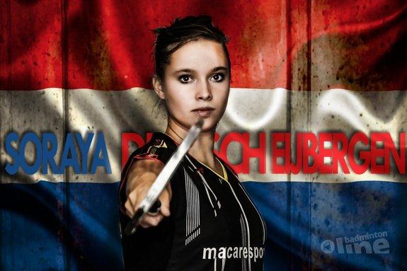 Soraya de Visch Eijbergen: Het ultieme gevoel, daarom hou ik zoveel van badminton! - Mark Phelan
