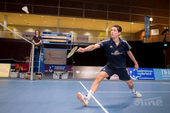 Gezocht: de Erik Meijs die goed kan badmintonnen - Sebastièn Petri