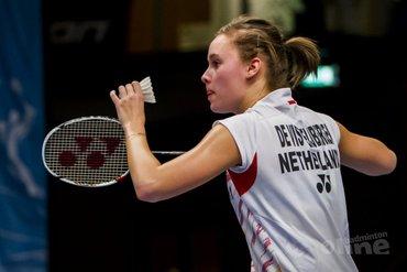 Nederlandse deelnemers in Austrian Open 2015