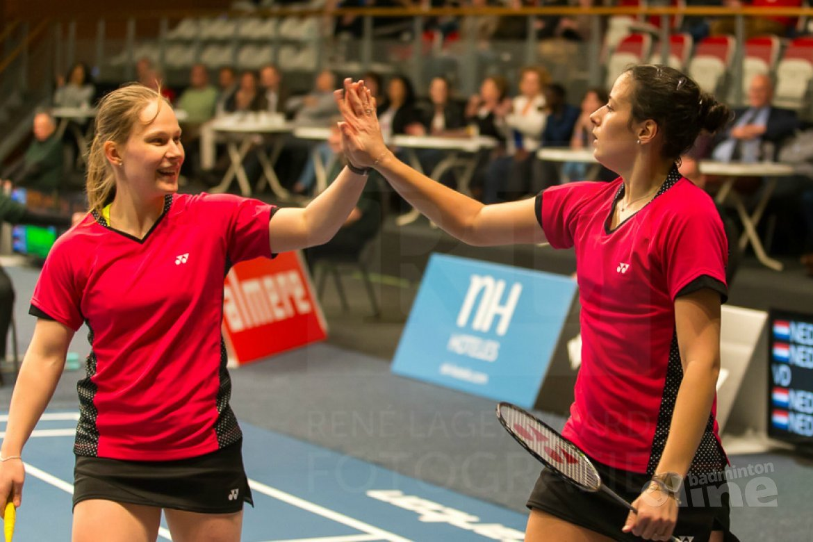 Start Singapore Open Superseries met zes Nederlanders