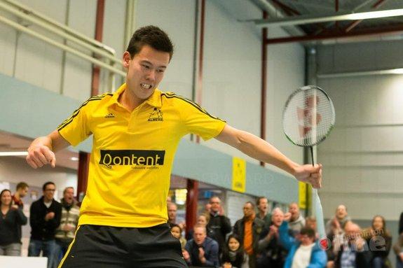 Ongekende spanning bij BV Almere - René Lagerwaard