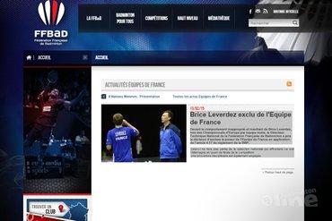 Brice Leverdez uitgesloten van nationale ploeg Frankrijk tijdens EK in Leuven