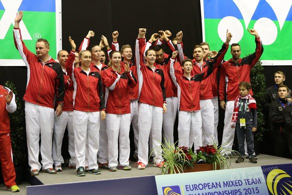 EMTC15: Denmark Reclaim Throne - BadmintonPhoto