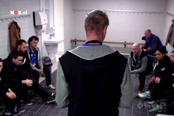 NOS: Eerste landstitel badmintonners DKC - NOS