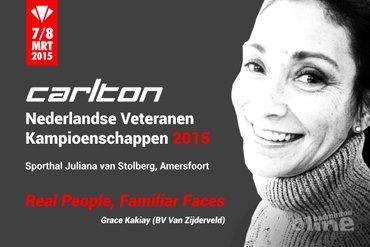Carlton Nederlands Veteranenkampioenschap 2015