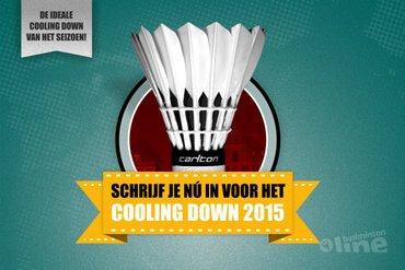 Kies voor je toernooi-Cooling Down in Bergen op Zoom!
