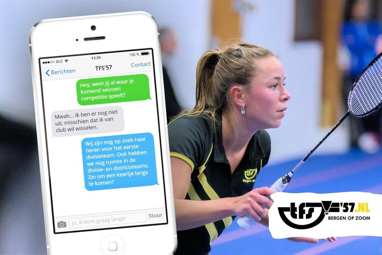 Start het nieuwe competitieseizoen in Bergen op Zoom!