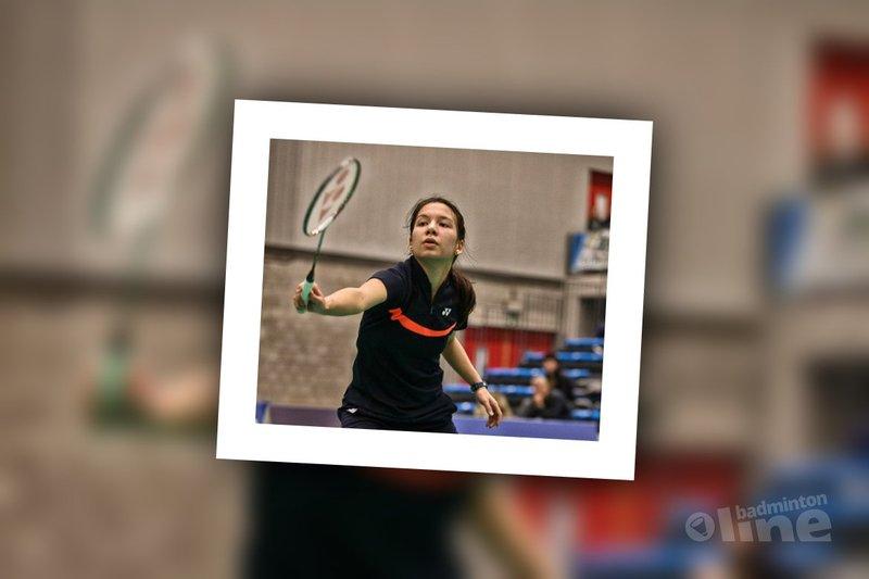 Lianne Tan bereikt kwartfinales op Roemeens Open badminton - Fons Van der Vorst