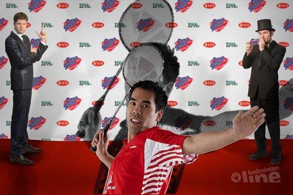 Coen en Sander: Wat een spraakwaterval he, die Eric Pang - 3FM / badmintonline