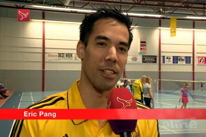 Omroep Flevoland: Almere trekt topspeler Eric Pang aan - Omroep Flevoland