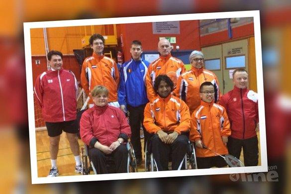 Trainingsdag voor Jordy Brouwer in Spanje - Jordy Brouwer von Gonzenbach