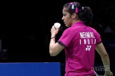 Badminton superstar Saina Nehwal first Indian woman to become World No. 1