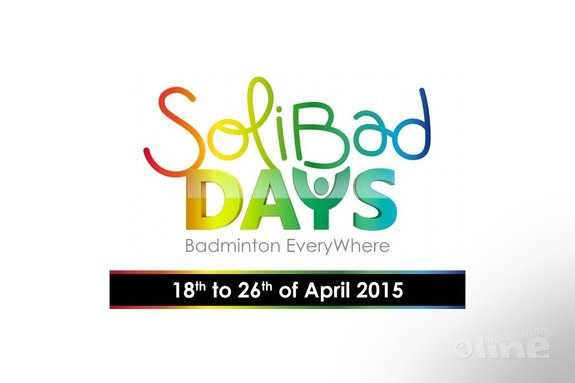Solibad Days: badminton everywhere! - Solibad