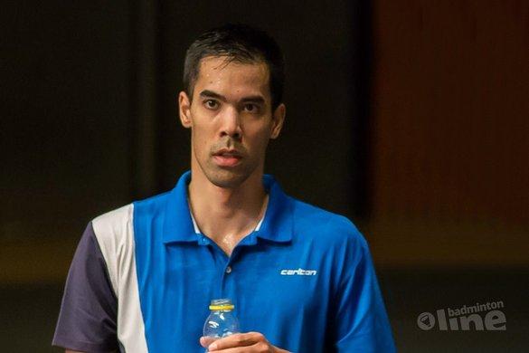 Eric Pang trekt zich terug uit Carlton NK Badminton 2016 - Edwin Sundermeijer