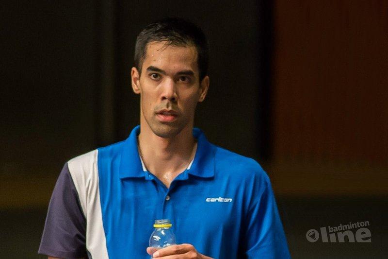 Eric Pang wint Victor Croatian International 2015 - Edwin Sundermeijer