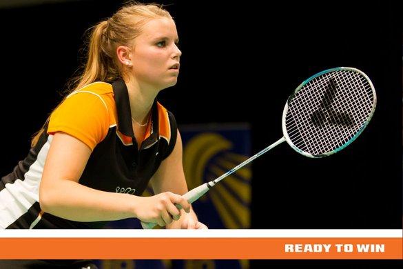 Nieuwe VICTOR-collectie tijdens de Dutch International in Wateringen - VICTOR International / badmintonline