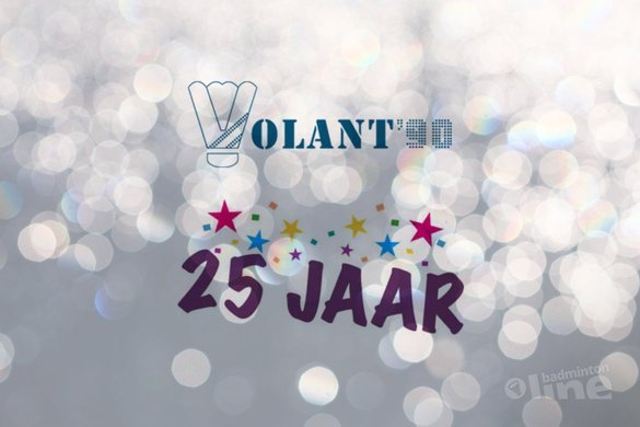 Bijzonder feestelijk jubileum Volant '90 - Volant '90