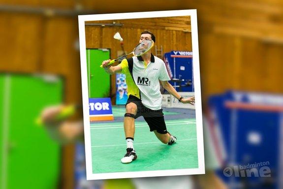 Vlaar en De Vries door naar hoofdtoernooi Victor Dutch International - René Lagerwaard / badmintonline