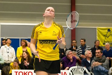 Tamara van der Hoeven ook volgend seizoen van de partij