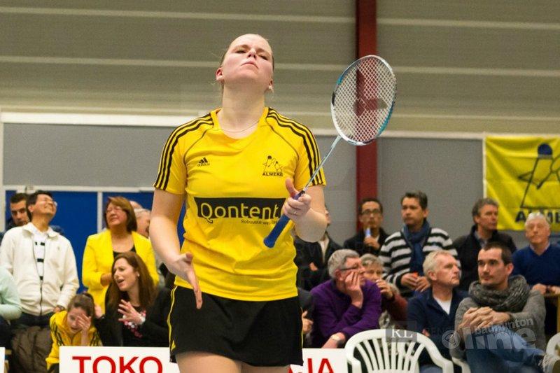 VELO opent Nederlandse Badminton Eredivisie seizoen tegen Almere - René Lagerwaard