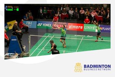 Banden aanhalen met Badminton Business Netwerk
