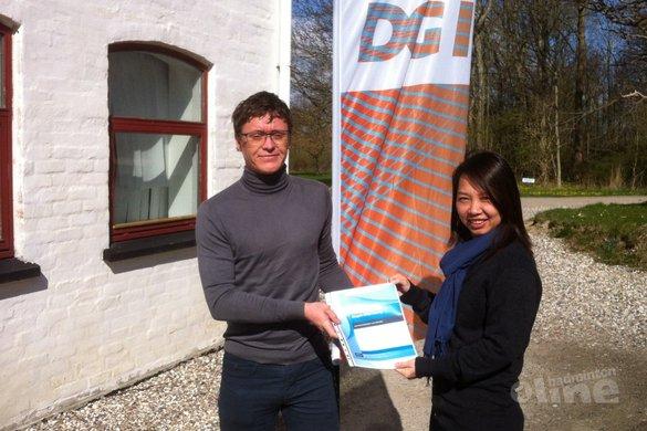 Huynh Nhut Duong geslaagd voor International Coach Education Program in Denemarken - Huynh Nhut Duong