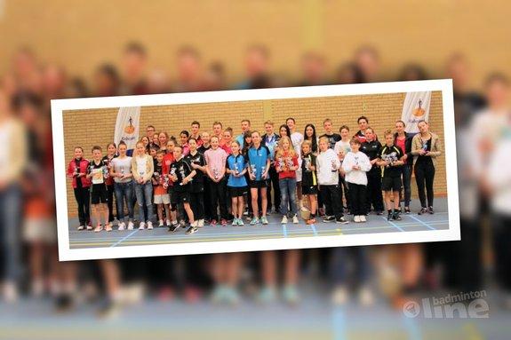 Junior Master in Tegelen levert hattrick op voor Joran Kweekel - BC Olympia '56