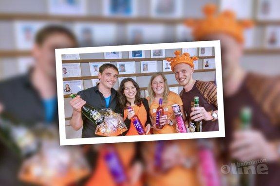 Iduna boven tijdens oranjeweekend - BV Almere