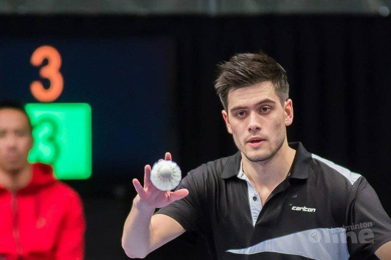 Op 7 en 8 mei Master-toernooi in Veendam - Edwin Sundermeijer