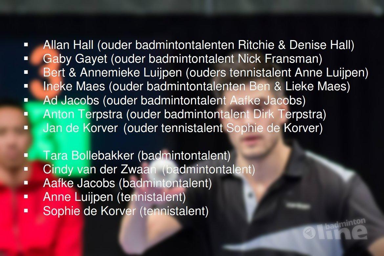 Talentontwikkeling in de badmintonsport door de bril van 2007