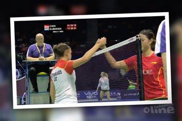 Nederland wint in China van Singapore