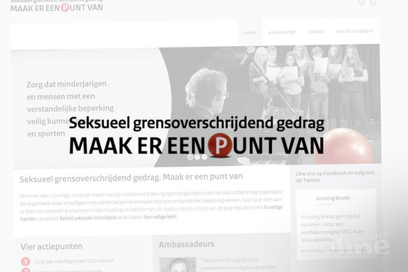 Ministerie van Veiligheid en Justitie lanceert campagne Verklaring Omtrent Gedrag - Rijksoverheid