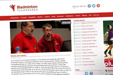 Badminton Vlaanderen worstelt met ranglijstsysteem