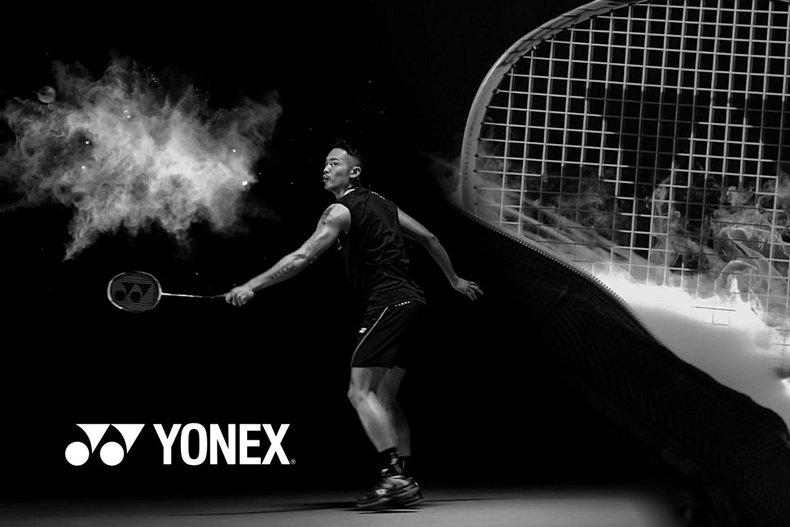 Deze afbeelding hoort bij 'Yonex gaat samenwerking aan met badmintonline.nl' en is gemaakt door Yonex / badmintonline.nl